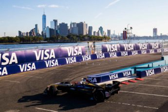 La Formule E se fait remarquer à New-York