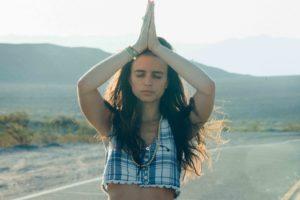 Une appli pour faire du Yoga n'importe où