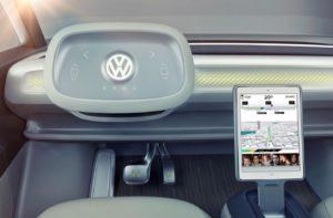 I.D. Buzz un Volkswagen Combi électrique et autonome