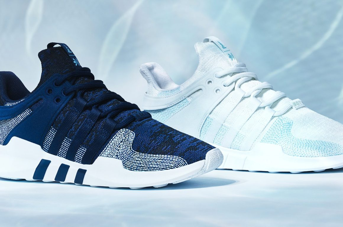 Adidas sort une sneaker écolo des plus stylée avec PARLEY