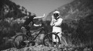 le stil fait du vélo avec production privée