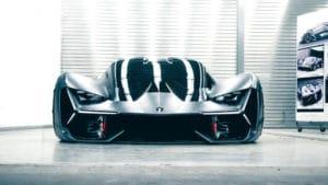 Hypercar écolo ?! La sauvage Lamborghini Terzo Millennio