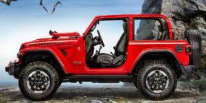 Le nouveau jeep wrangler est une vraie jeep willys