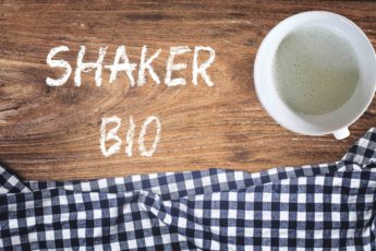 Shaker bio de SAUVAGES Mag avec Myprotein France