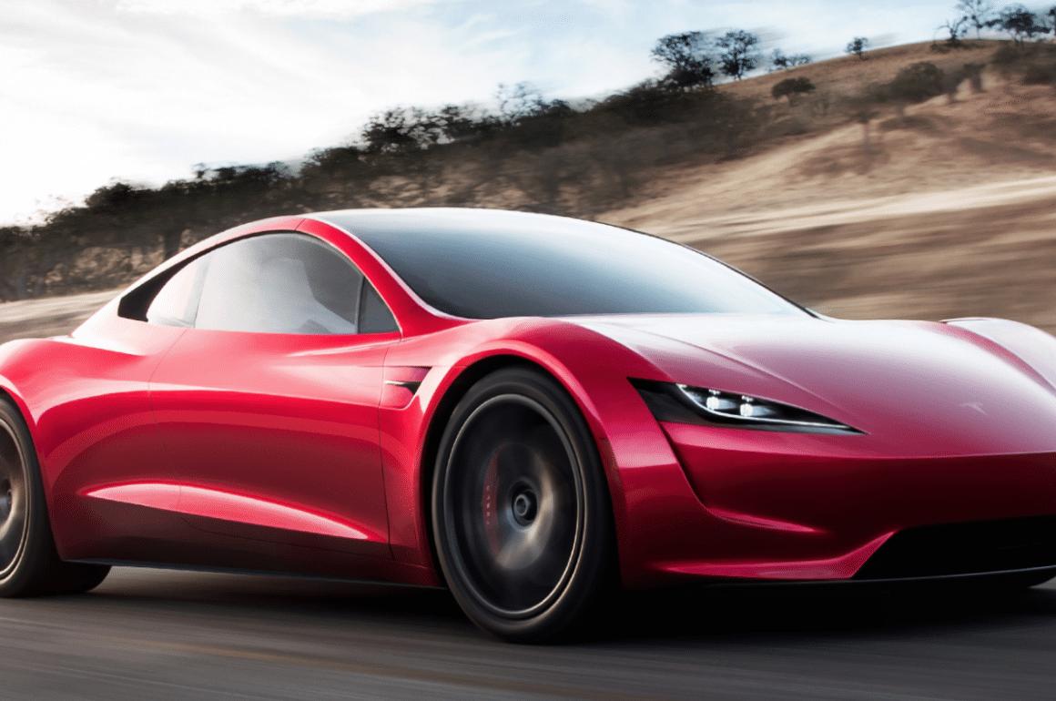 Le Roadster de Tesla explose les records