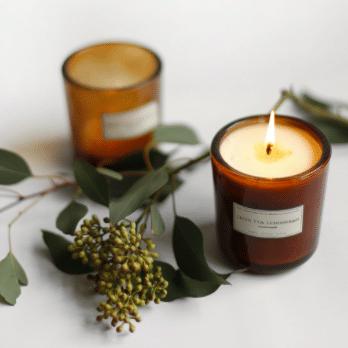 bougies eco responsables