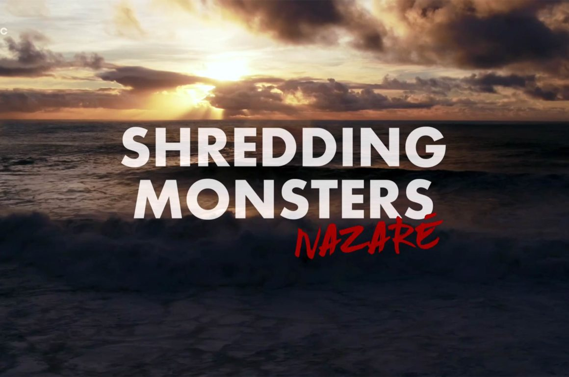 SHREDDING MONSTERS le film sur le surf de vagues géantes