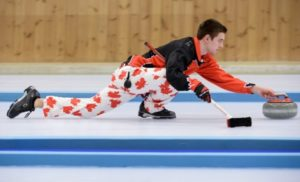 équipe canadienne de curling aux JO de PyeongChang 2018