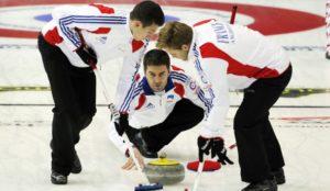 équipe de France de curling aux JO de PyeongChang 2018