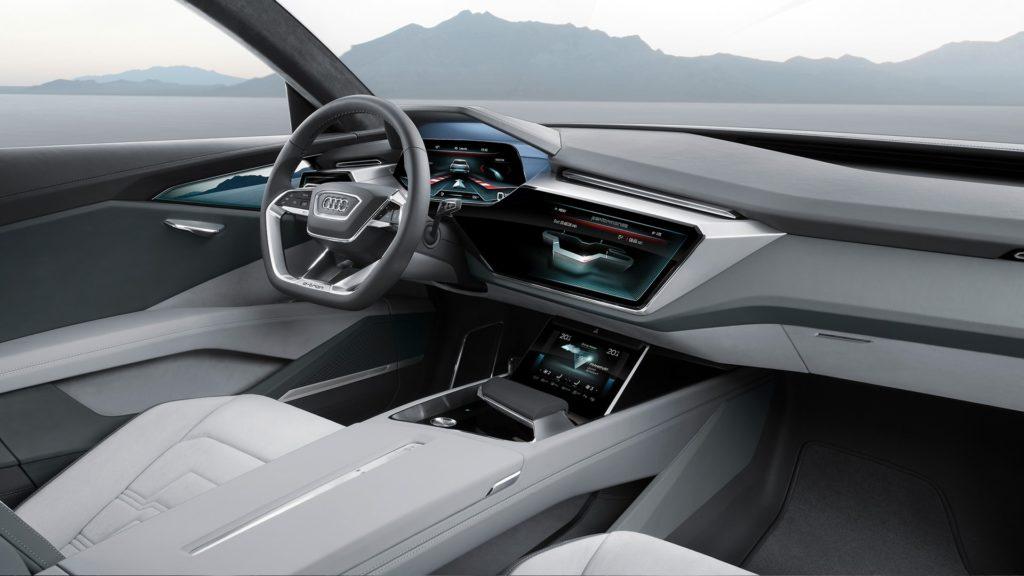 E-tron-SUV-100%-électrique-AUDI