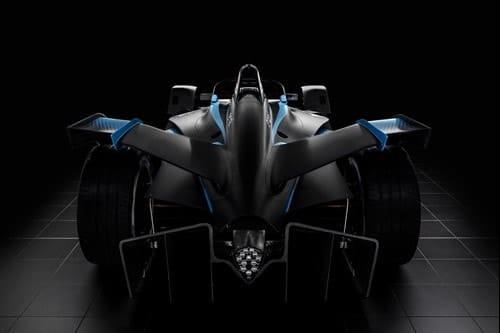 Formule E gen 2 au salon de l'automobile à Genève
