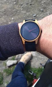 la montre en bois MAM