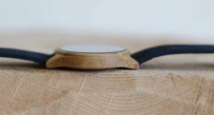 la montre en bois élégante et écologique sauvages news