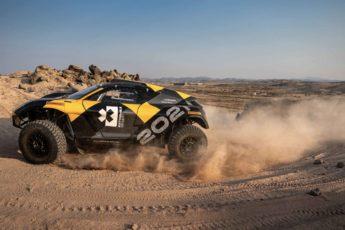 Ken Block test la Extreme E ODYSSEY 21, la nouvelle voiture électrique qui va faire parler d'elle en 2021.