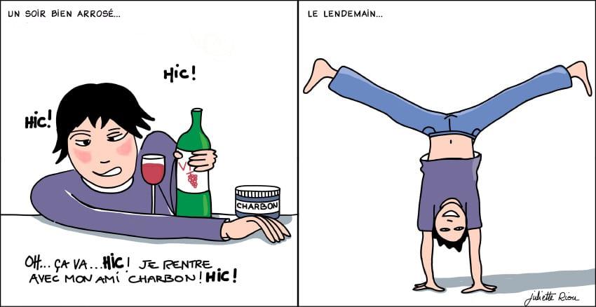 les illustrations de Juliette Riou POUR SAUVAGES NEWS